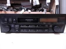 2001-2005 HONDA CIVIC RADIO CASSETTE PLAYER CD ( for parts only no code)