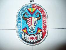 OA 1984 Area SC-5,Conference Patch,pp,330 Kotso HOST,72,99,137,272,578, Texas,TX