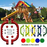 Haltegriffe 2er-Pack, ideal für Kinder, Klettergerüste, und Baumhaus T2B4