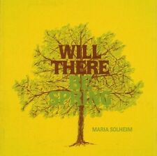 MARIA SOLHEIM - WILL THERE BE SPRING  CD NEU