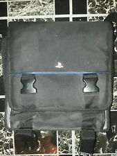 Vtg Sony Playstation PS1 PS2 Official Messenger Bag System Carrying Case