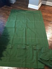 Pottery Barn Green Curtains 50 By 84 Pair