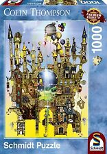 Castle in The Air Colin Thompson Schmidt Jigsaw Puzzle 1000 Pieces 59354