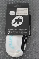 ASSOS Intermediatesocks S7 White Panther Size 35-38 EU
