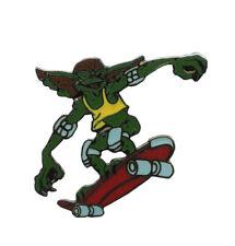 Pin's Gremlins Gremlins skateur Démons et Merveilles
