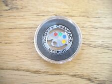 2009 Scotty Cameron Titleist Painters Palette Ball Marker Very Rare New PGA