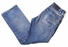 G-STAR Mens Jeans W29 L30 Blue Cotton Straight  HU04