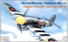 Hawker Typhoon Mk. 1B British Fighter 1/72 Scale EE 72279 (Free shipping)