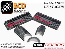 King Racing Main Bearing Set MAZDA 1.8 1.6 MX5 MX-5 MB5304XP STD Miata BP