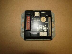 Rowe Ami Jukebox R81, R82, R83 CREDIT COMPUTER