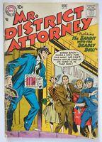 DC - NATIONAL COMICS | MR. DISTRICT ATTORNEY | NR. 59 - (1957) | Z 2-3 - VG