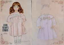 Stormy Paper Doll by Sue Shanahan, Uncut 1994 Mag. Pd