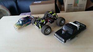 Tamiya Clod Buster 1991 Monstertruck CEN Chassis 1:14? RC selten Vintage Rarität