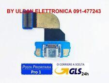 CONNETTORE RICARICA SAMSUNG GALAXY TAB 3 8.0 WIFI SM-T310 FLAT FLEX DOCK USB