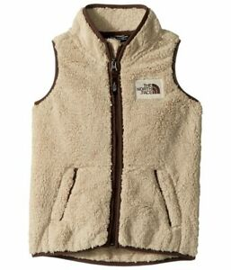 New Kids Infants Boys Girls Toddler Sherpa Vest The North Face Campshire Jacket