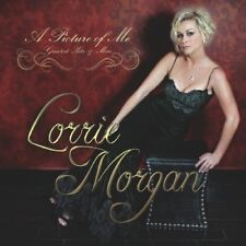 LORRIE MORGAN - A PICTURE OF ME  CD NEU