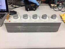 Gr General Radio Decade Resistor 1433-P Precision Wire Wound Resistance