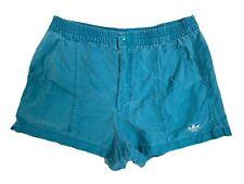 Adidas vintage Shorts Gr. 52 L kurze Hose 90s grün 90er FS4