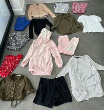Women's Clothes Bundle Job Lot Size 8/10 Pyjamas Shorts Bodysuit PLT primark