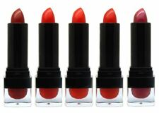 W7 Kiss RED Lipsticks