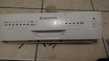 bandeau lave vaisselle complet ARISTON   LL430