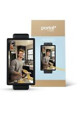 Portal Plus Black from Facebook. Smart,Hands-Free Video Call with Alexa Built-in