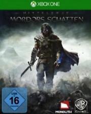 Xbox One Schlacht um Mittelerde Mordors Schatten NEU