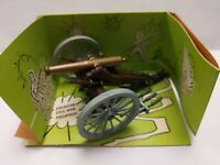 Britains Deetail ACW Civil War Napoleonic 9726 Field Gun With Ammo Boxed
