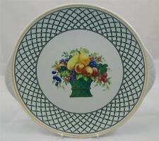 Villeroy & and Boch BASKET round cake / sandwich tray / plate 31cm