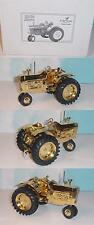 1/16 Ford 8000 Employee Gold Edition Tractor W/Box! Hard To Find!