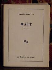 Beckett, Samuel, Watt 1968