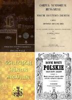 DVD 211 Bücher auf Münzen Böhmen Mähren Polen Ungarn Siebenbürgen Schlesien