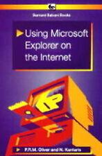 (Good)-Using Microsoft Explorer on the Internet (Bernard Babani Publishing Radio
