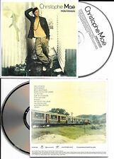 CD CARDSLEEVE COLLECTOR CHRISTOPHE MAE MON PARADIS 12T INCLUS ON S'ATTACHE TBE
