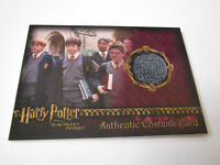 Harry Potter and the Sorcerer's Stone Gryffindor Students Sweater Costume Card +