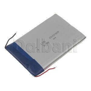 New 3.7V 3500mAh Internal Li-ion Polymer Built-in Battery 90x60x6mm 29-16-1028