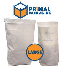 More details for secure shredding paper sack | confidential waste | large - packs of 10, 50,100