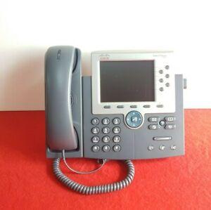 Cisco CP-7965G - VoIP IP Phone - Color Display - inkl. Footstand + Handset