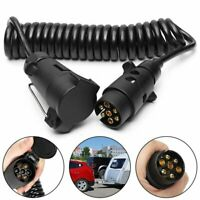 Maypole 6m mtr towing Car trailer 12N 7 pin extension lead MP095
