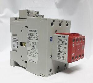 Allen Bradley 100S-C85KL14BC Safety Contactor 100S-C85 00 85A