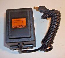 Nos Granberg 110V to 12V D.C Converter G-914