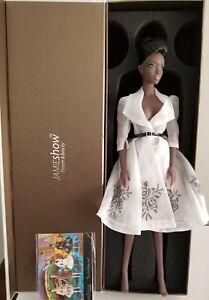 "Natalie On Michigan Ave Jamieshow Fashion Doll Wig Resin BJD Original Box 16"""