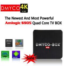 H96 PRO Plus 4K Smart Android TV BOX 2GB/16GB Quad Core 2.4G/5G WiFi BT4.0 Playe