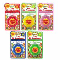 1 x CHUPA CHUPS CAR AIR FRESHENERS ASSORTED FRAGRANCE HOME CAB TRUCK BOAT SCENTS