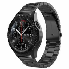 Simpeak Stainless Steel Bands for Samsung Gear S3 Frontier and S3 Classic Sports