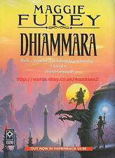 Dhiammara Maggie Furey Legend 1997 Magazine Advert #7145