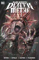 DARK NIGHTS DEATH METAL #7 GIANG VARIANT NM NEXT BATMAN WHO LAUGHS YARA FLOR DC