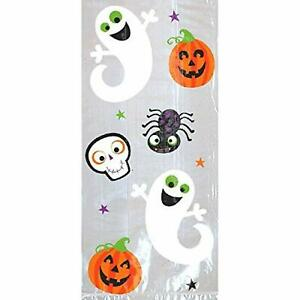 Family Friendly Haunted House Carnival Halloween Party Favor Large Cello Bags