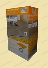 Schluter DITRA Heat DHEKRT12040 Floor Heating Kit with Touchscreen Thermostat