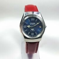 Vintage Citizen Automatic Movement Date Dial Mens Analog Wrist Watch B273